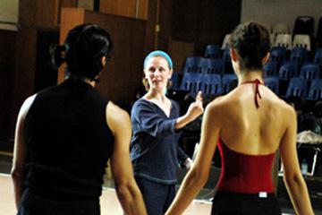 Danceviewwest for Cynthia marin