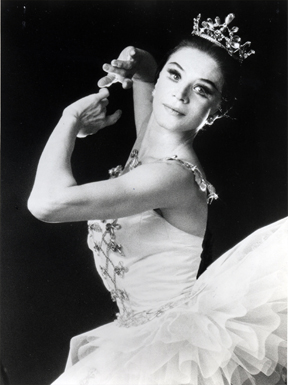Melissa Hayden ballet dancer
